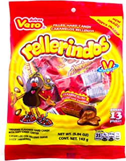 Vero Rellerindos 13-piece Pack Count Tamarindo Candy