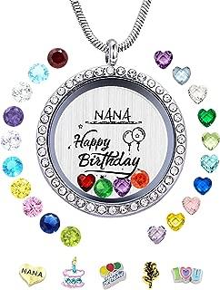 Best nana necklace gold Reviews