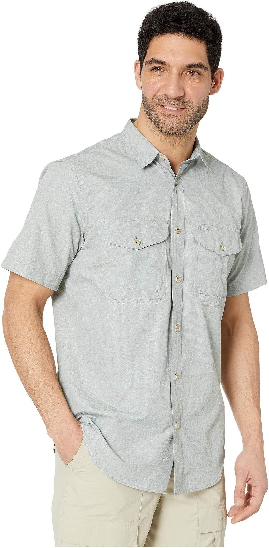 Filson Twin Lakes Short Sleeve Sport Shirt JdPWW