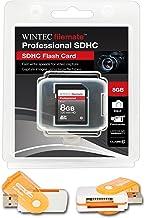 8GB Class 10 SDHC Team High Speed Memory Card 20MB/Sec. Fastest Card in the Market FOR FUJI FinePix XP10 Z100FD. A free Hi...