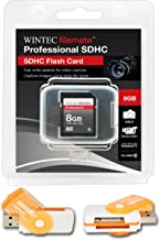 8GB Class 10 SDHC High Speed Memory Card For FUJI FinePix S5700 S5800 S700 S800. Perfect for high-speed continuous shooting and filming in HD. Comes with Hot Deals 4 Less All In One Swivel USB card reader and Lifetime Warranty.