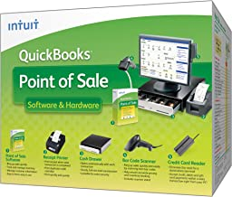 Intuit Quickbooks Point of Sale Multi-Store V11 2013 New User with Hw Retail