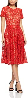 Cooper St Women's Snapdragon Fit and Flare Lace Dress