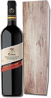 ERBEN Dornfelder Barrique Trocken Geschenkpackung 1 x 0.75 l Rotwein Geschenk Deutschland Qualitätswein Pfalz