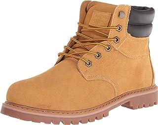 kingshow Men's 1801 Work Boots