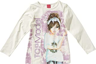 Top Model Camiseta para Niñas