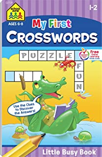 Best the kids book of crosswords 1 Reviews
