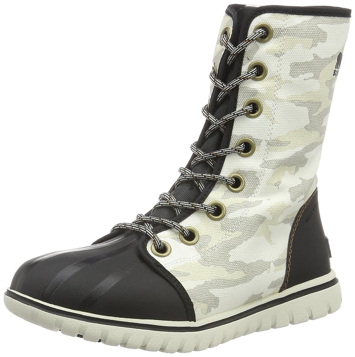 茎青写真白いSOREL 1964-213-W 寒冷気候ブーツ 女性用 快適