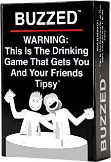 Buzzed - The Hilarious Drinking Game That Will Get You & Your Friends Tipsy