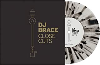 "Serato 7'' DJ Brace ""Close Cuts"" Vinyl (Single)"