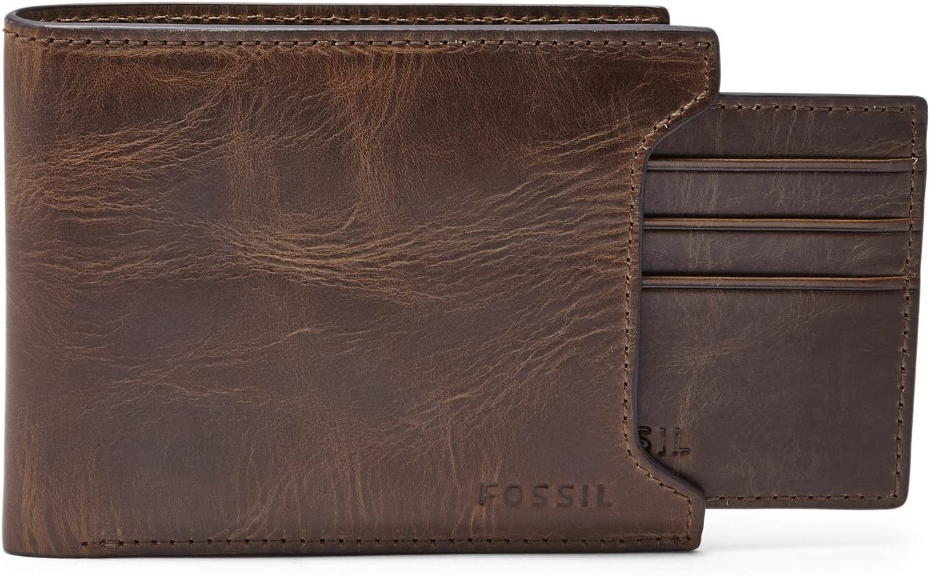 Fossil Derrick 2-in-1 Bifold Wallet ML3685201
