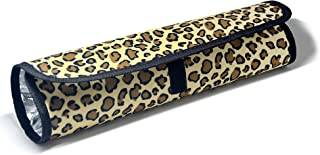 YSTYLER Heat Resistant Bag for Hair Straightener (Leopard Print)