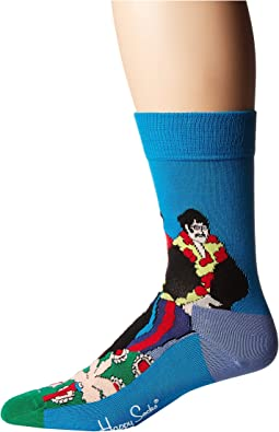 Beatles Pepperland Sock