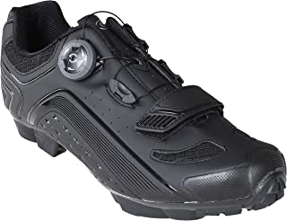 Pro MTB Shoe, Quick Lace - SPD Cleat Compatible Mountain Bike Shoe