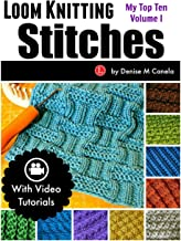 Best loom knitting stitches Reviews