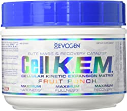 Evogen 400 g Fruit Punch Cell K E M Sports Supplements Estimated Price : £ 46,16