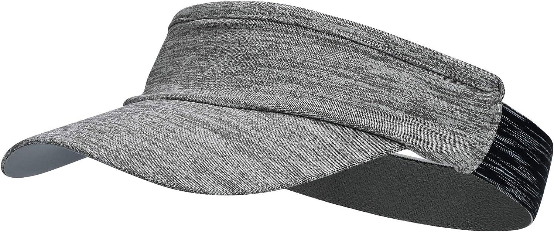 TEFITI Sun Denver Mall Visor Hat for Sports shopping Go Men Women Adjustable