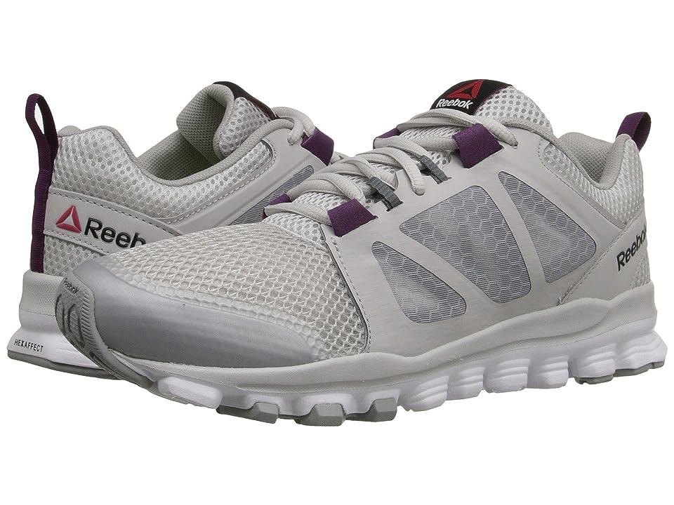 Reebok Hexaffect Run 3.0 MTM (Steel/Tin Grey/Celestial Orchid/White/Alloy) Women
