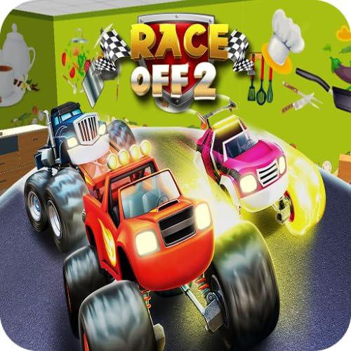 Hot Wheels Race Off - Mega Ramp Stunt Car Racing Game