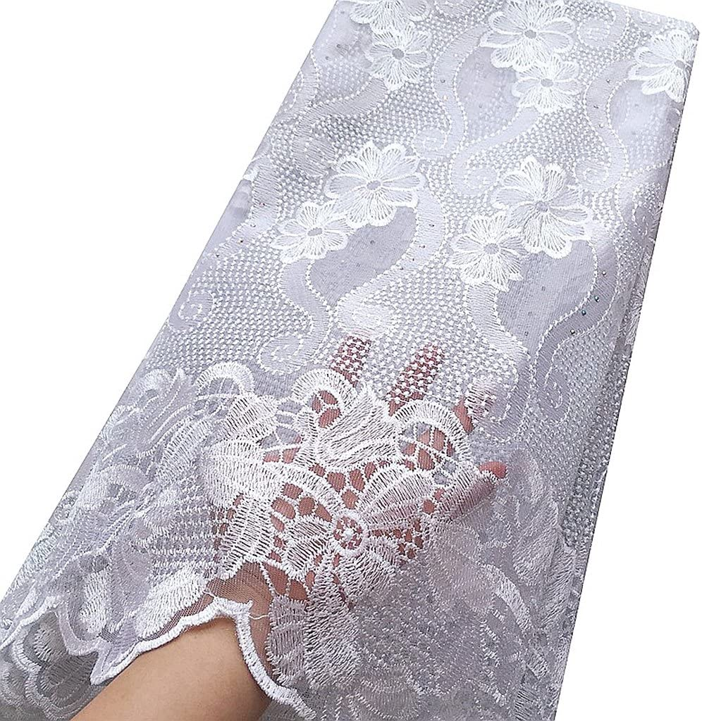 2019 High Quality  Lace 2019 Latest African Lace Fabric for  Wedding and party  Lace Fabric