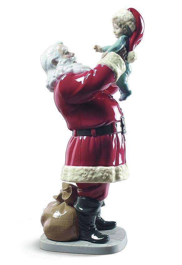 ペインコイン召集するリヤドロ LLADRó メリークリスマス サンタさん! 01009254