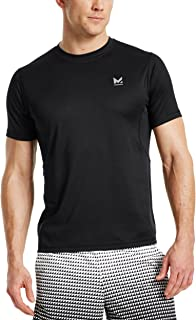 Mission Men's VaporActive Alpha Short Sleeve Athletic Shirt