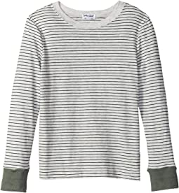 Always Washed Yarn-Dyed Long Sleeve T-Shirt (Toddler)