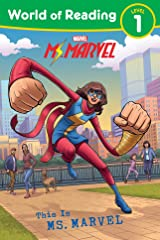 World of Reading: This is Ms. Marvel Kindle Edition