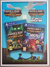 Pack Minecraft Story Mode : Season Two and The Complete Adventure ...