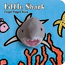 Little Shark: Finger Puppet Book (Little Finger Puppet Board)