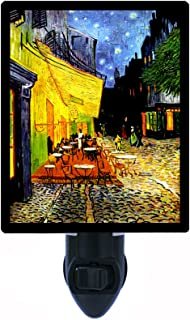 Old Masters Night Light, Cafe Terrace at Night, Vincent Van Gogh