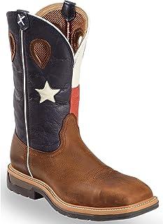 f9eae1805 Twisted X Men s Lite Cowboy Steel Toe Workboot