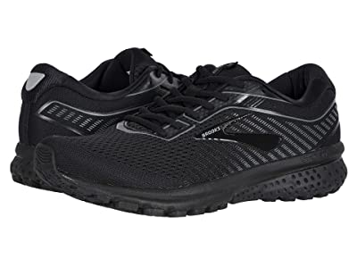 Brooks Ghost 12 (Black/Grey) Men