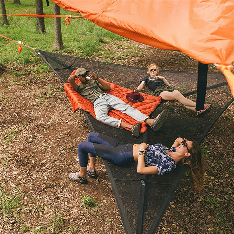 2021 Giant Aerial Camping Hammock - Multi...