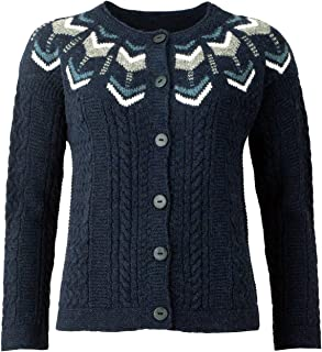 Celtic /& Co Womens Supersoft Geelong Lambswool Knitted Sweater