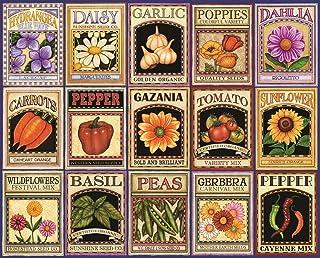 Springbok Puzzles Springbok Puzzles Garden Goodness Jigsaw Puzzle (1000 Piece)