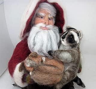 Old world Santa, Woodland Santa, Father Christms, Sant Claus, woodland Santa