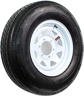 Kenda Loadstar Karrier 225/75R15 w/Wheel (32664)