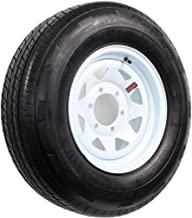 ST225/75R15 LRD 8 PR Rainier ST Radial Trailer Tire on 15