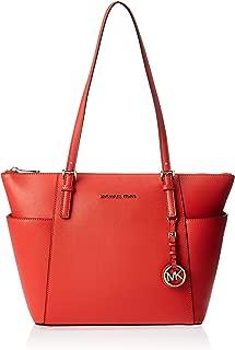 Michael Kors Tote Bag for Women- Red