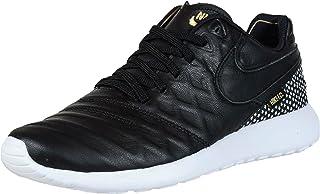 Nike Roshe Tiempo VI F.C. - Sneaker da uomo, colore: Nero