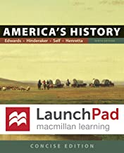 Launchpad for America's History and America's History, Twelve Month Access