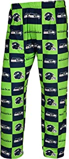 Forever Collectibles NFL Mens Repeat Print Lounge, Pajama Pants, Team Options
