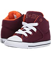 Converse Kids - Chuck Taylor All Star High Street Hi (Infant/Toddler)