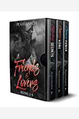 Friends & Lovers Boxset: Books One to Three Kindle Edition