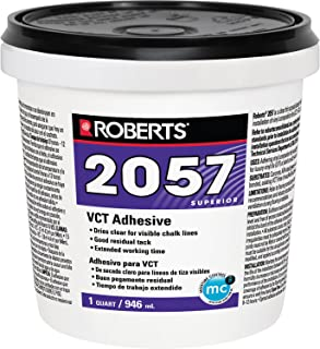 Best vct flooring adhesive Reviews