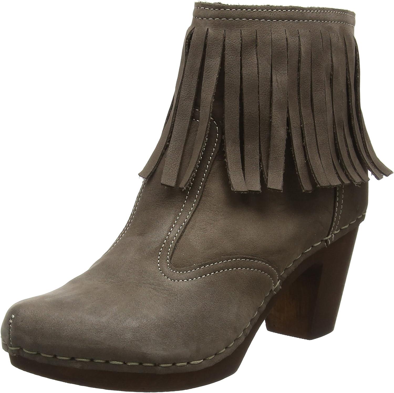 Manitu Damen 961579 Kurzschaft Stiefel