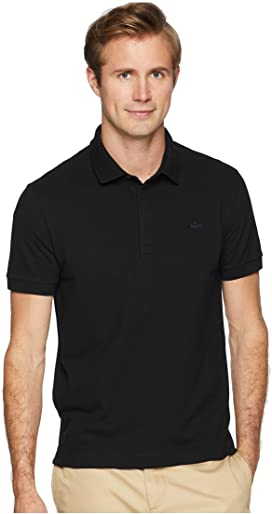 6beb176011 Lacoste L1212 Classic Pique Polo Shirt at Zappos.com