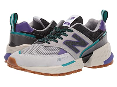 New Balance Classics MS574Av2 (Summer Fog/Prism Purple) Men