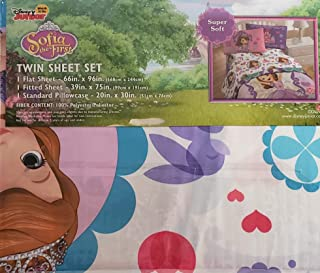 Disney Jr. Sofia The First Twin Sheet Set